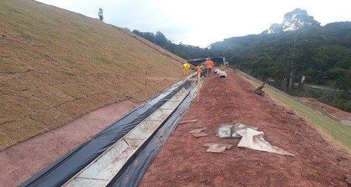 Empresa de drenagem pluvial