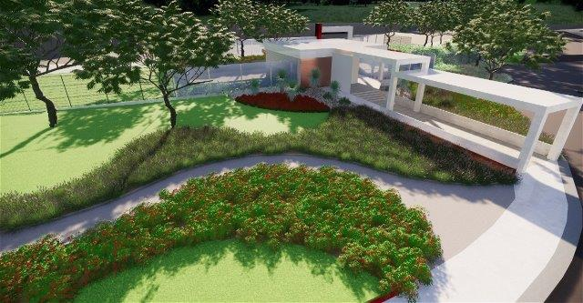 Projetos paisagísticos para condomínios